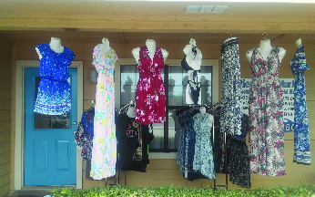 women's dresses heavenly shades and handbags boutique navarre, fl