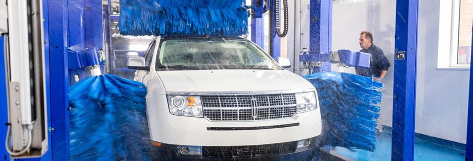 Hello! Car Wash banner Garland, TX