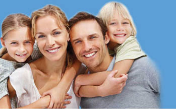 Family dentistry with teeth whitening