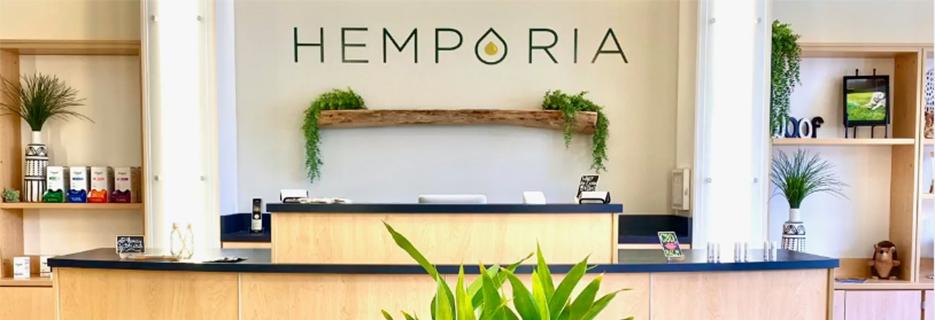 Hemporia CBD Product Superstore-Charleston banner