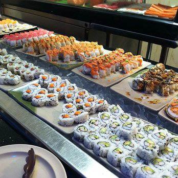 Sushi Buffet in Fredericksburg VA
