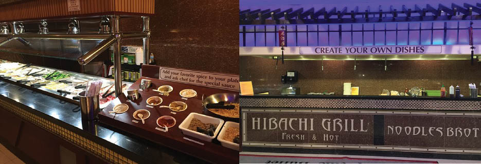 Hibachi Grill Supreme Buffet in West Des Moines, IA banner