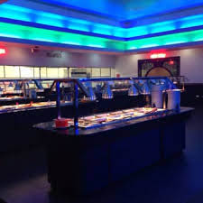 Hibachi Grill & Supreme Buffet  restaurant interior in Round Lake Beach