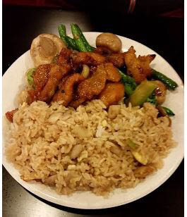 photo of meal from Hibachi Grill Supreme Buffet in Westland, MI
