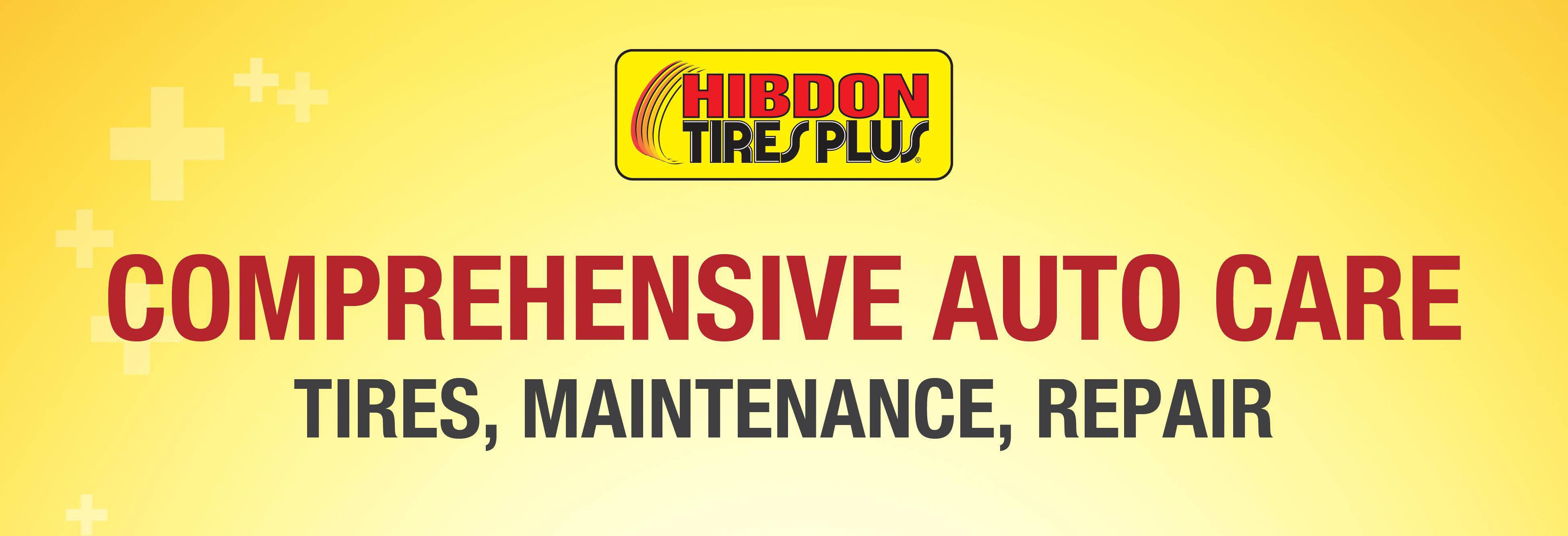 Hibdon Tires Plus near me Edmond OK Oklahoma Tires Plus Oil change coupon