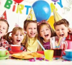 Birthday parties at family fun center in Lakeway, TX