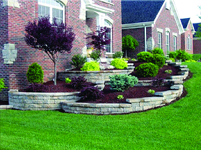 Landscaping & Mulching from High Class Tree Service & Landscaping in Wharton NJ