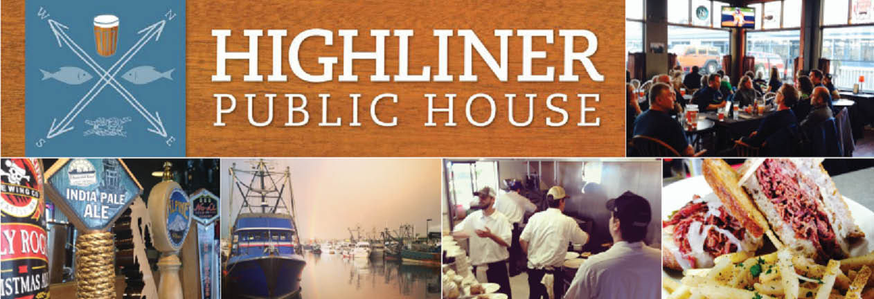 Highliner Public House main banner image - Seattle, WA