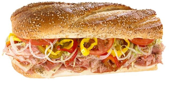 Our Specialty Italian Hoagie in Lancaster, PA