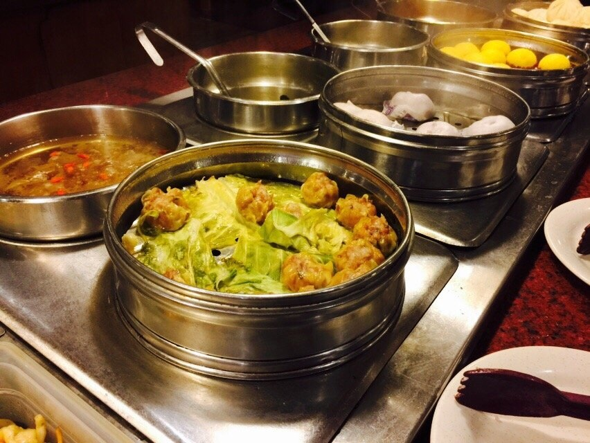 Indulge in our generous Hokkaido Chinese Buffet food selection in San Jose