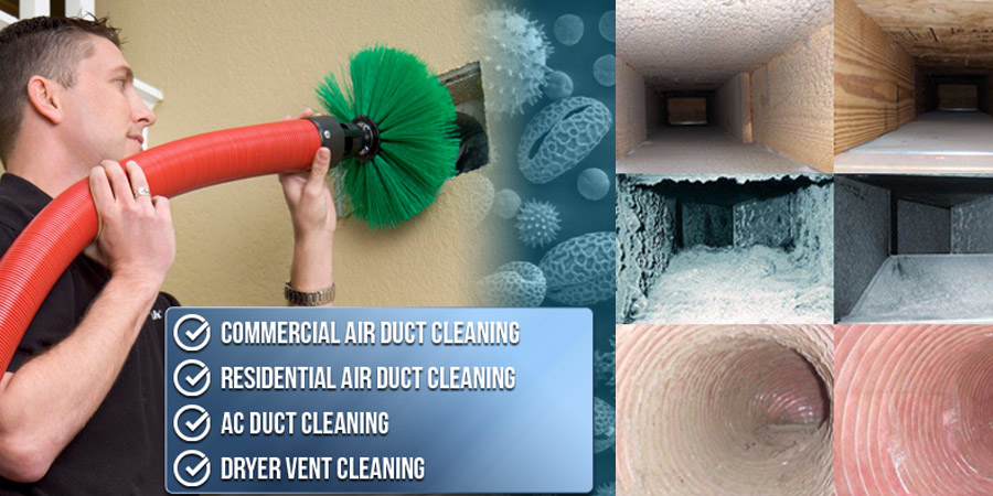 Home Services Restoration in San Francisco, CA - See remarkable results when your Bay Area home's air ducts are cleaned.