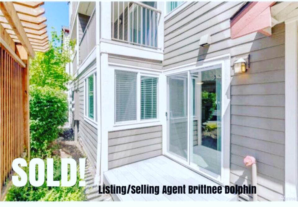 Home sold by Brittnee Dolphin - Tacoma real estate agent - realtor in Tacoma , Washington