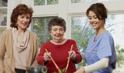 aging; family; companionship; caregivers; hourly care; Grand Rapids