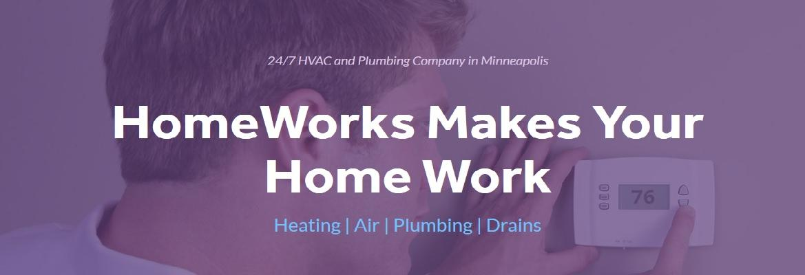 HomeWorks HVAC and Plumbing in Minneapolis, MN