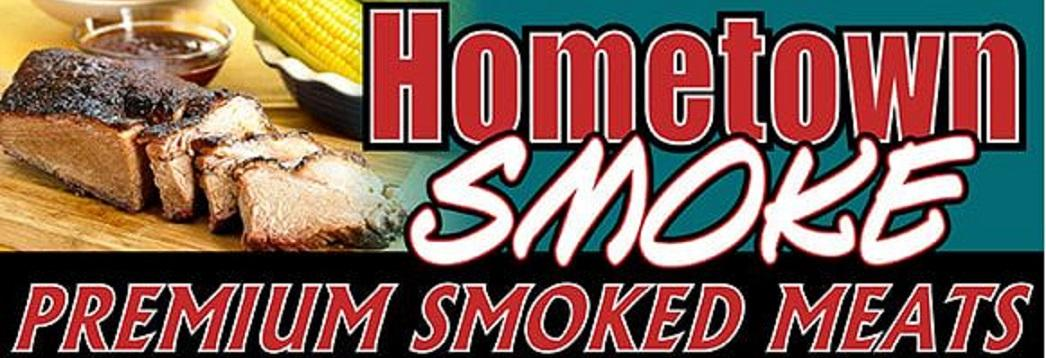 Hometown Smoke banner image - inside Hero Ace Hardware in Edmonds, WA