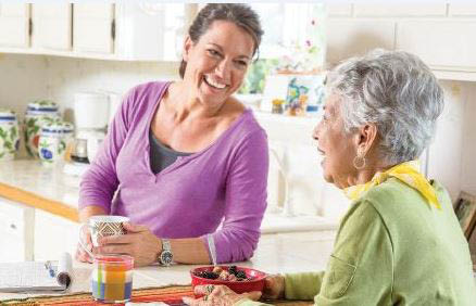 Homewatch CareGivers - Tacoma, WA - be a companion to an elderly person - become a caregiver - in-home care