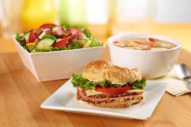 HoneyBaked Ham Company, Avon, Indianapolis Sandwiches