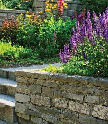 Hop Landscaping - rock walls - retaining walls - Seattle, WA