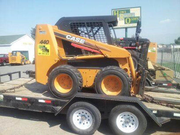 Bobcats, skid steers, tractors, heavy equipment available