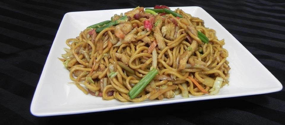 House Special Lo Mein at Huna China in Lincoln Park NJ