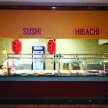 Hunan Hibachi Buffet QR Code