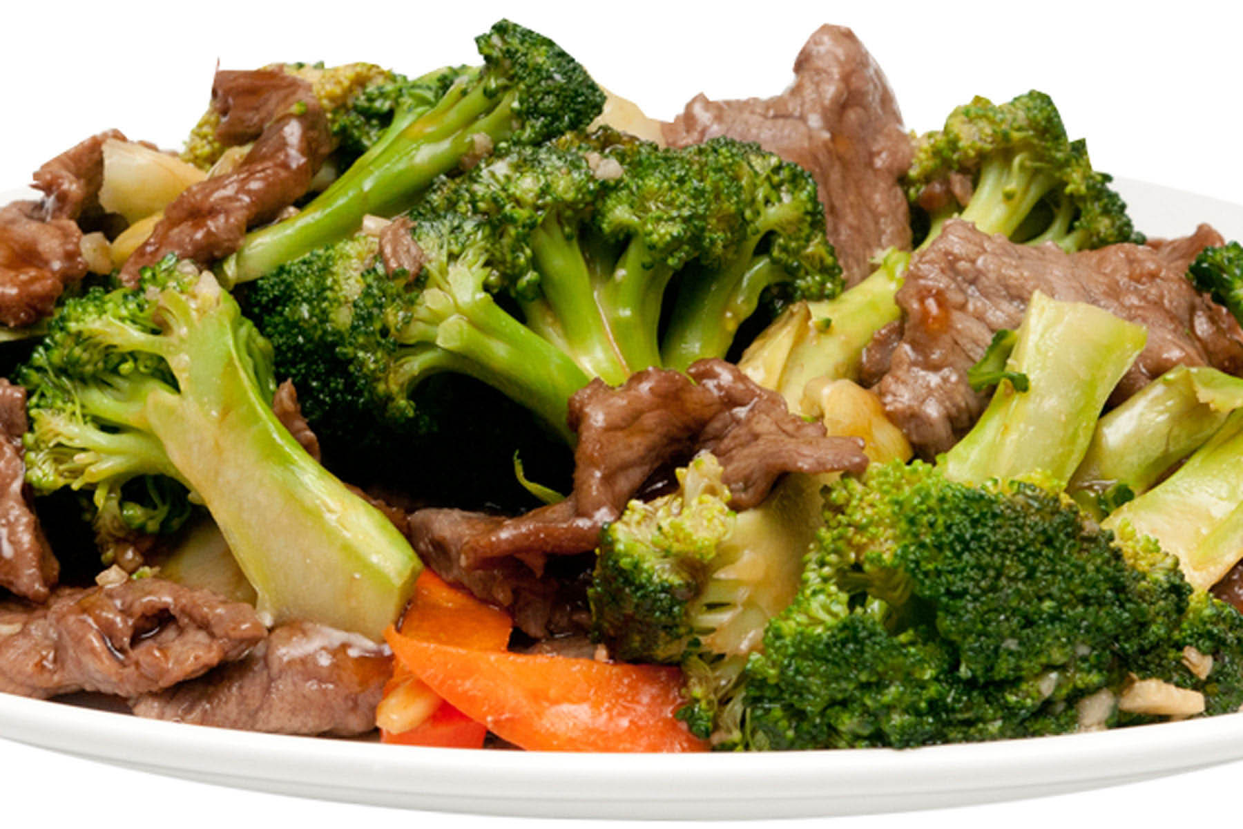 Hunan Treasure Chinese Restaurant Beef & Broccoli