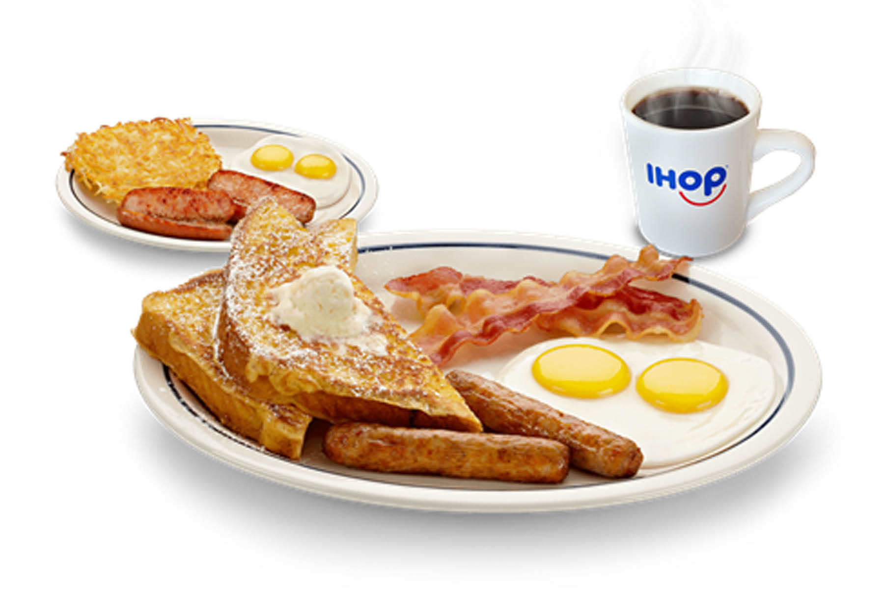 Sample one of many of our signature breakfast dishes.