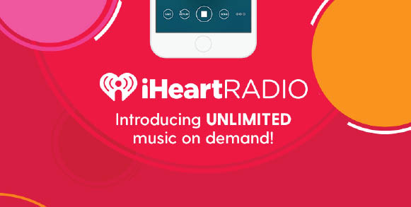 iHeartRadio now offers unlimited music on demand