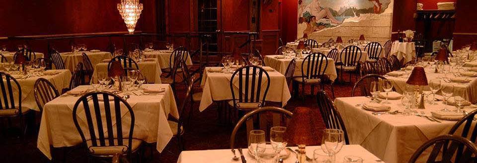 Il Gabbiano Italian Restaurant in Cranford, NJ banner