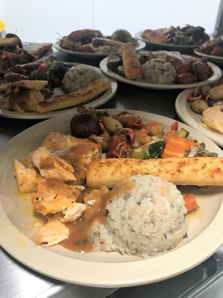 western carolina rescue mission lunch & dinner