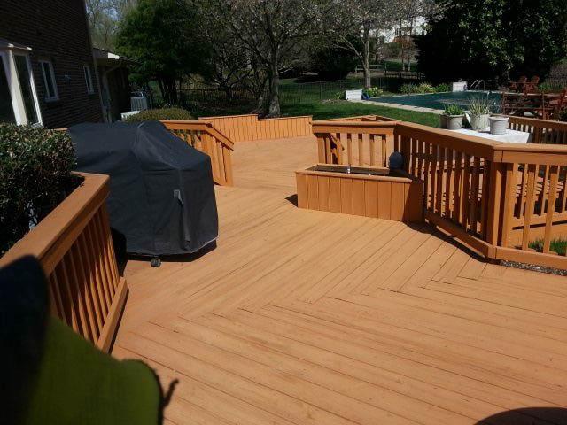 deck remodeling, deck construction, exterior construction services