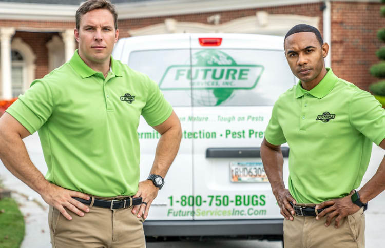 Future Services, Inc. service technicians