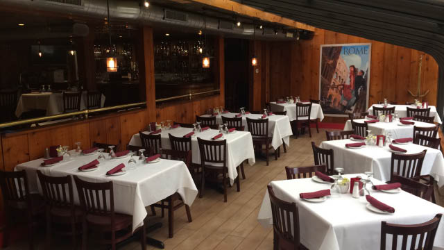 Ristorante Lago on Pewaukee Lake near Hartland, WI has the best Fish Fry, steak and Italian food in town.