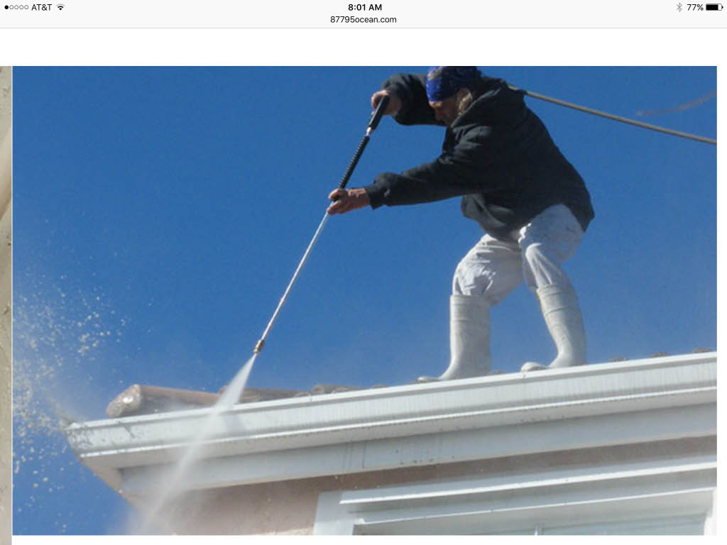 affordable power washing Ocean View Pressure Cleaning & Painting south florida