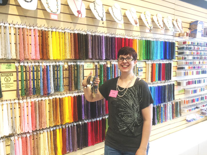 Beauty in the Bead whatcom county premier bead shop