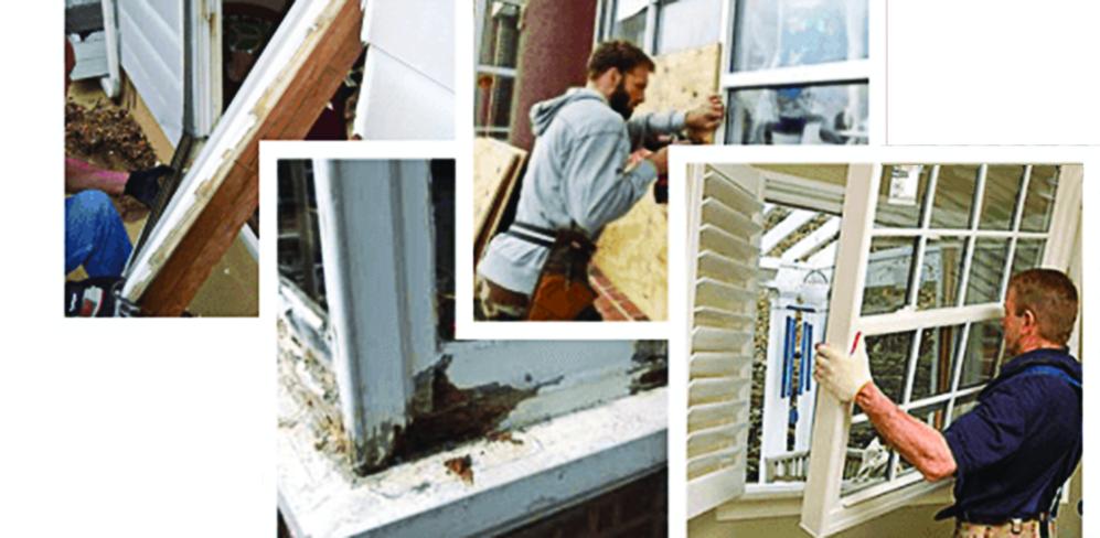 I.W.R INDEPENDENT WINDOW REPAIR, INC LOGO