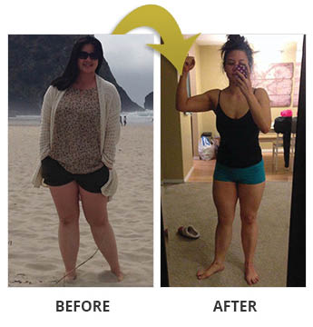 Before and after photos of a woman who joined Ian Fitness in Seattle, WA - Normandy Park, WA - weight loss photos