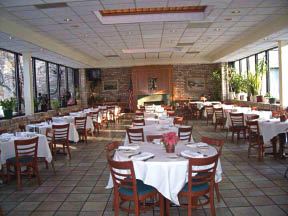 Garden Room available for Private Parties at Il Villagio Restaurant in Morris Plains NJ