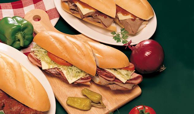 Italian cold-cut sub or hot meatball sub