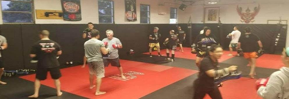 Impact Martial Arts Banner