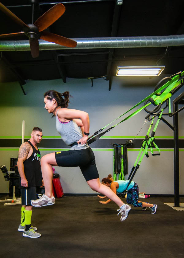 High intensity trainer near Coconut Creek