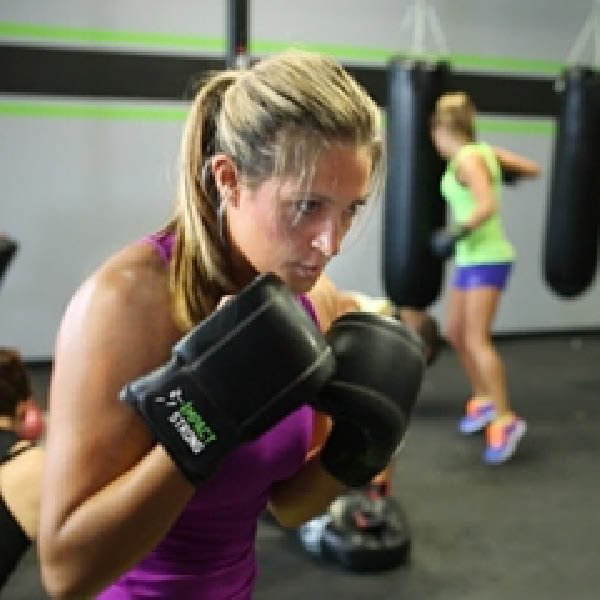 Kickboxing classes coupons by Turtle Run