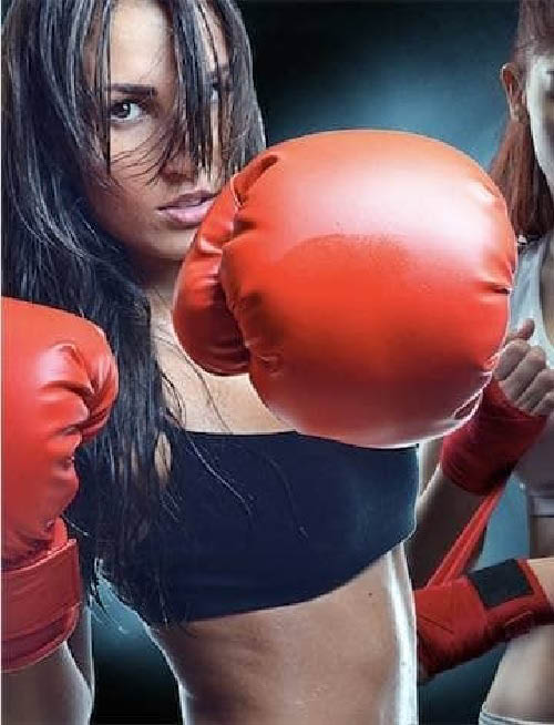 Strength training and endurance with kickboxing near Imperial Point