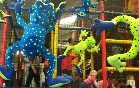 magic castle indoor soft play area dayton ohio