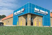 Indy Arms Co. Company Indianapolis Pistol Range Building