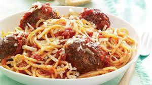 Spaghetti & meatballs - Infernos Brick Oven Pizza - Lacey, WA - Tumwater, WA - Italian restaurants near me - Italian food coupons near me