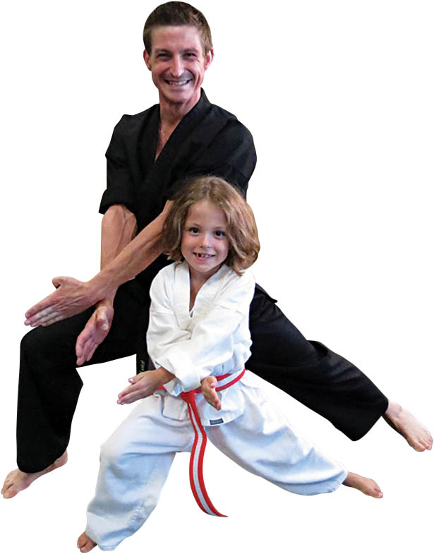 Let us teach your kids discipline, respect and self defense.