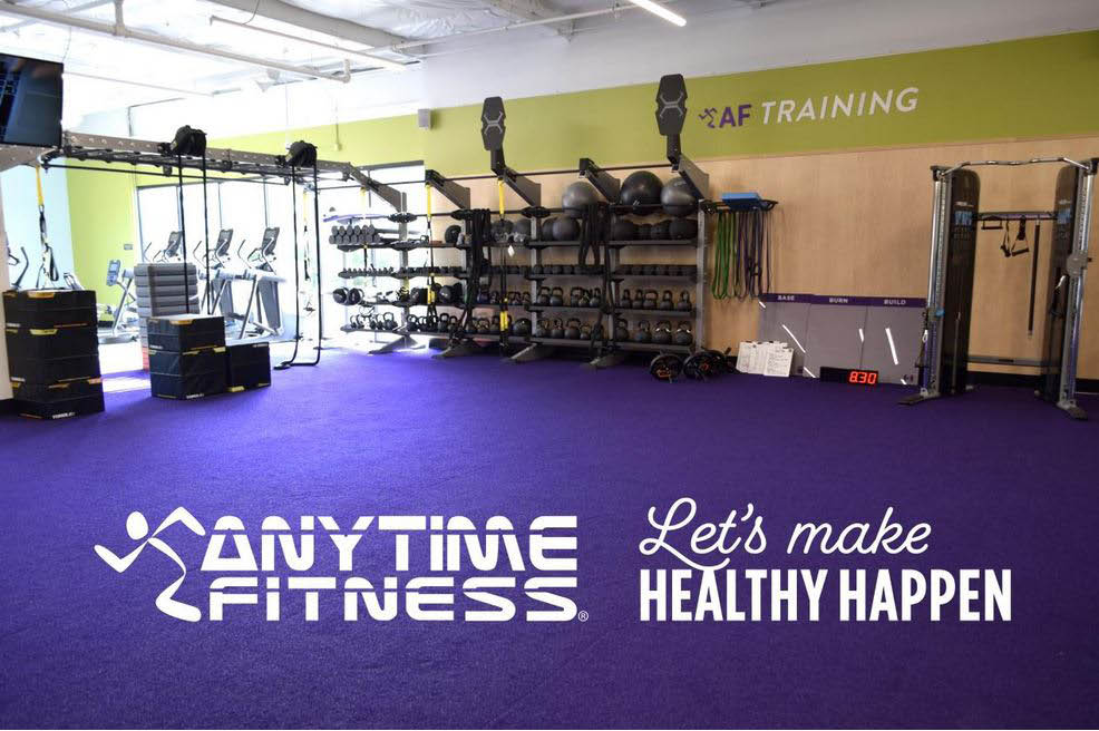 Make healthy happen at Anytime Fitness in Lynnwood, Washington - fitness clubs near me - health club coupons near me