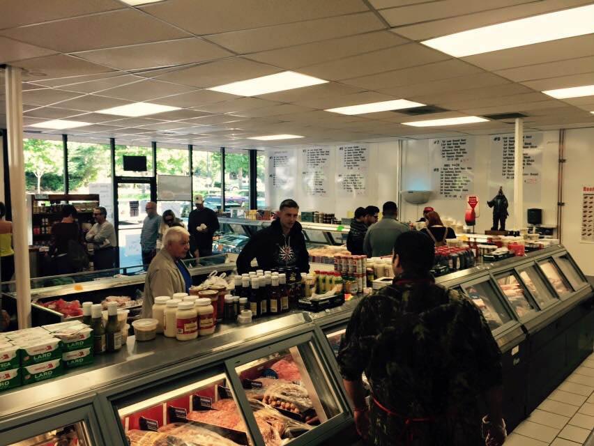 Inside Harbor Farms Meats & Seafood - Gig Harbor butcher - quality meats - quality seafood - Gig Harbor, WA