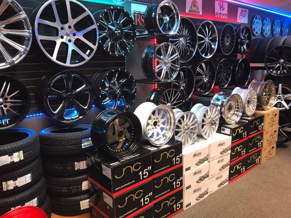 JE Wheels, Tires & Automotive has the largest selection of tires in the Northwest - Ballard WA - Ballard tire stores near me - Seattle tire stores near me - huge selection of the best tire brands